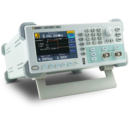 AG 1011F Multi-function waveform generator