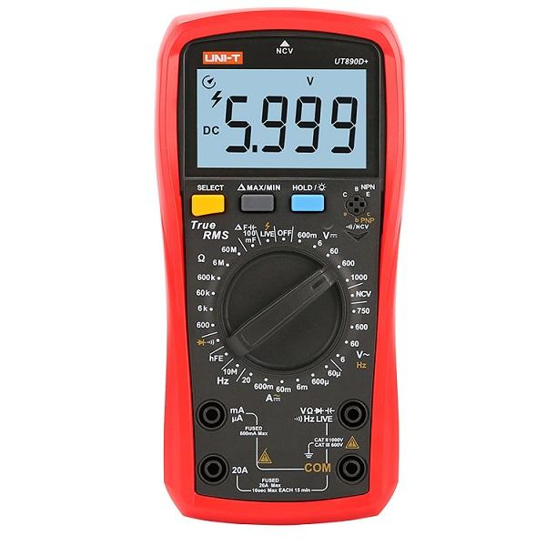 UT890D+ Digital Multimeter