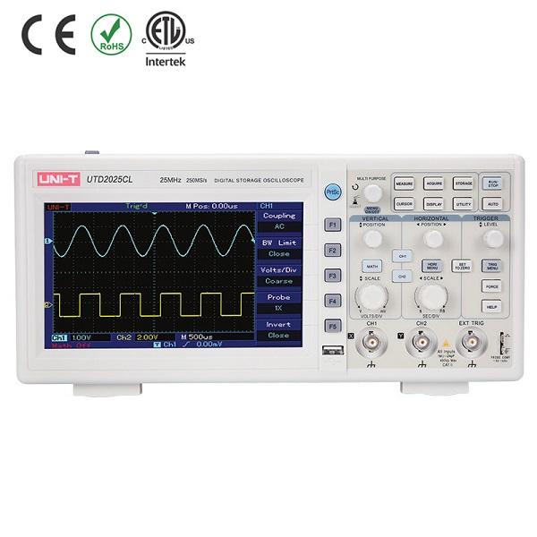 UTD 2025CL Digital Storage Oscilloscope