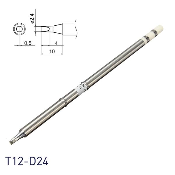 T12-D24 Solder Iron Tips