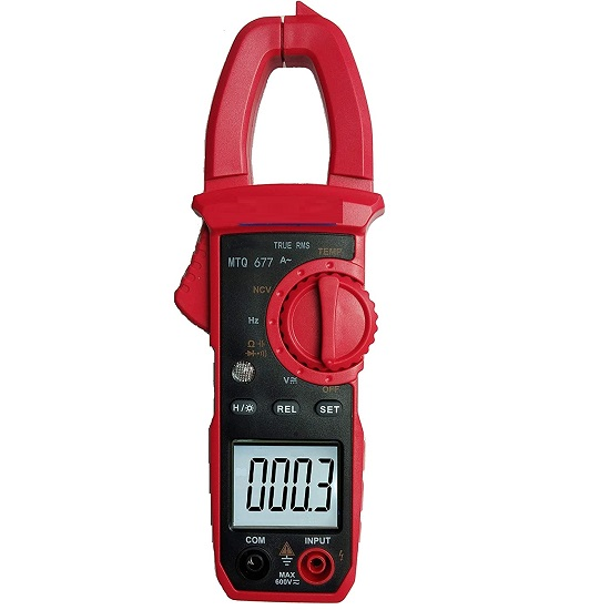 677 Clamp Meter- 400A AC