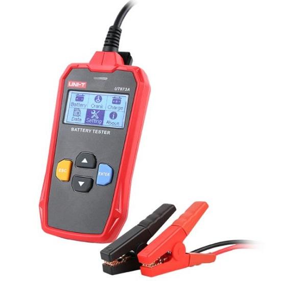 UT673A Battery Tester