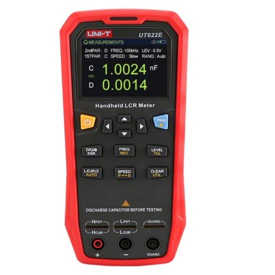UT622E Professional LCR Meter