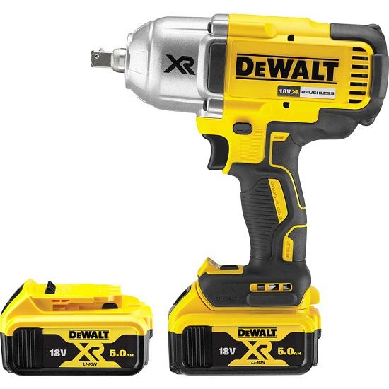 DCF899 18V XR Brushless  Impact Wrench