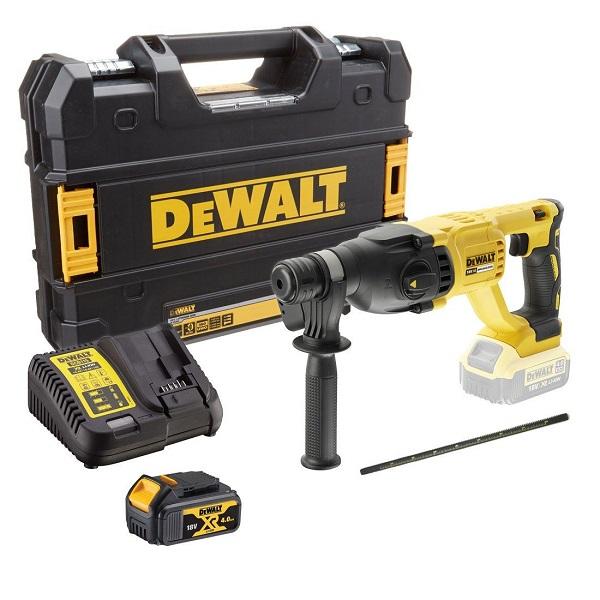DCH133 18v Brushless SDS Plus Hammer Drill Machine