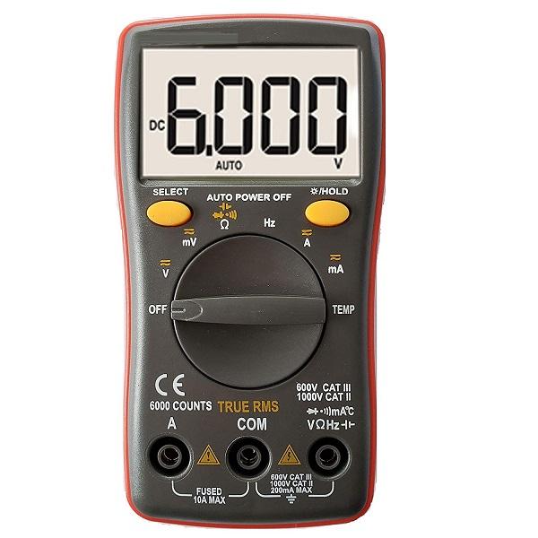 MTQ 109+ Multimeter