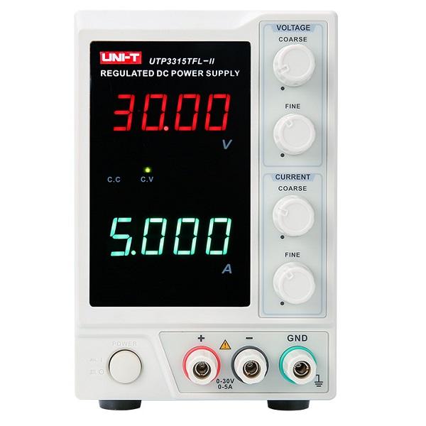 UTP3315TFL-II DC Power Supply - 30V, 5A