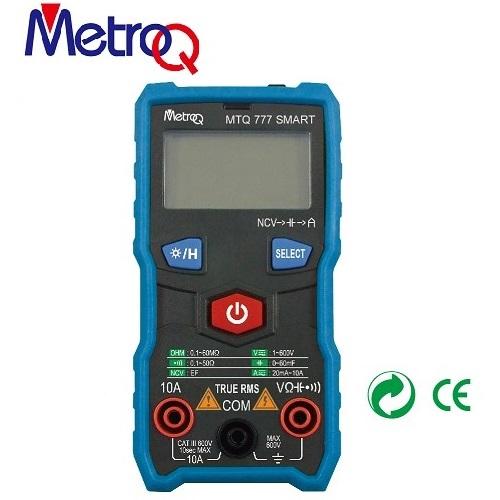 MTQ 777 Smart Multimeter- True Rms