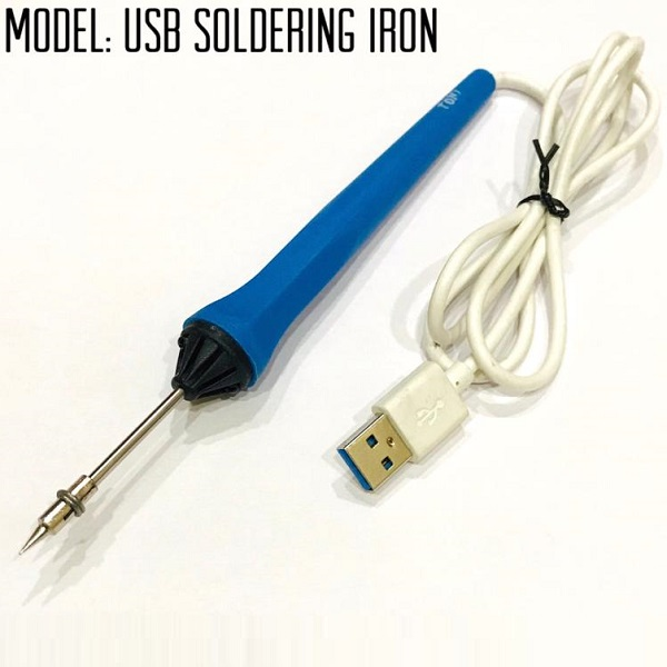 USB Soldering Iron- 8W