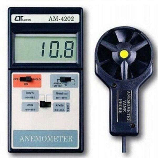 AM4202 Digital Anemometer
