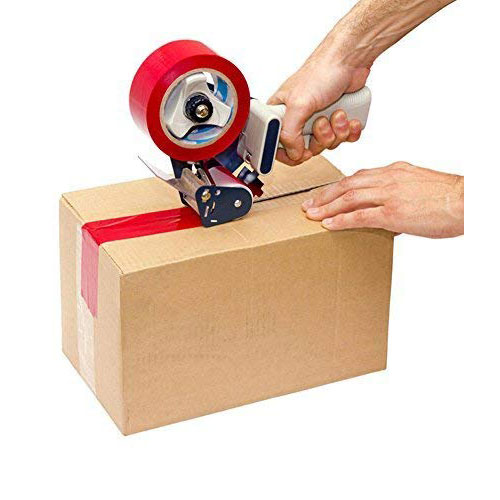 Plastic Hand Operated Manual Tape Dispenser (3 inch)