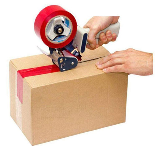 Plastic Hand Operated Manual Tape Dispenser (2 inch)