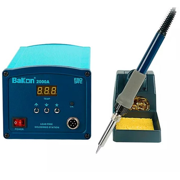 BK2000A Eddy-Current Heating Lead-Free Soldering Station