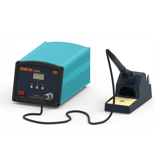 BK3300A Eddy-Current Heating Lead-Free Soldering Station