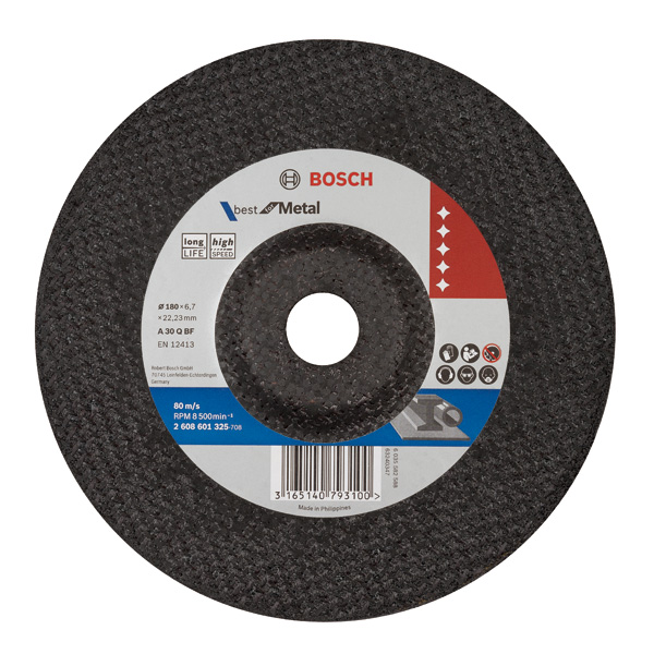 Best for Metal 7 inch Grinding Disc