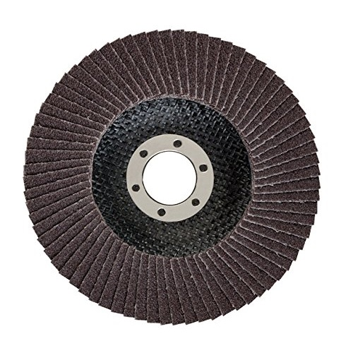 120 Grit Flap Disc for Metal- 4 inch - 2608601670