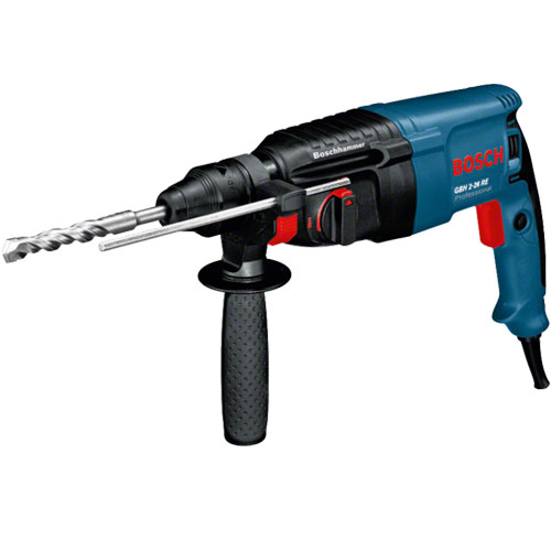 GBH 2-26 RE Rotary Hammer Drill with SDS plus