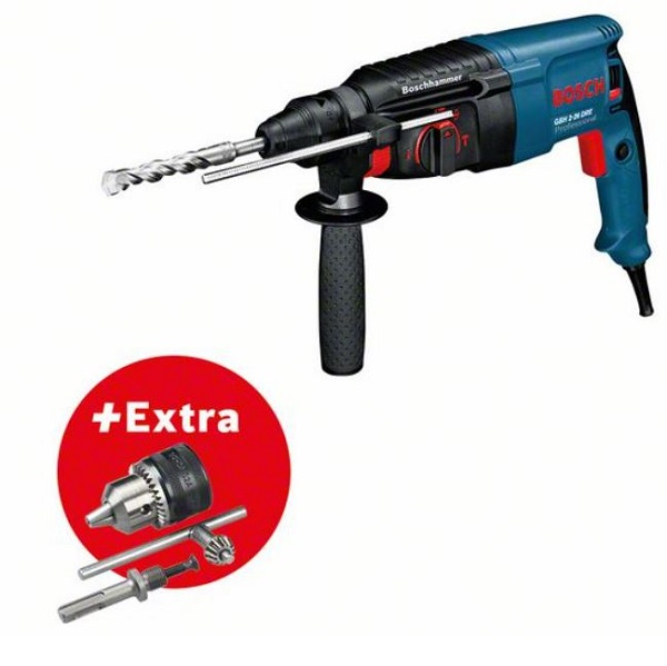GBH 2-26 DRE Rotary Hammer with SDS plus