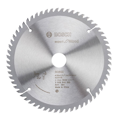 CSB Expert for Wood 184x2.0/1.4x25.4 T60