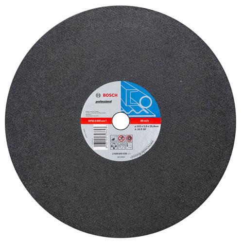 Straight Cutting Disc - 14 Inch