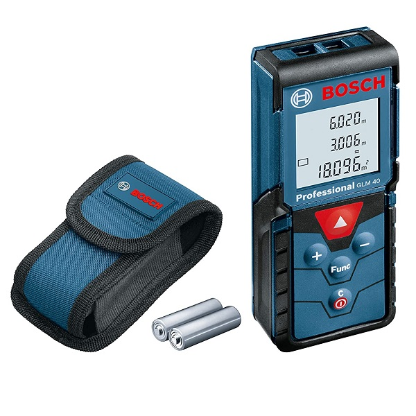 GLM 40 Professional Digital Laser Measure- with Pouch