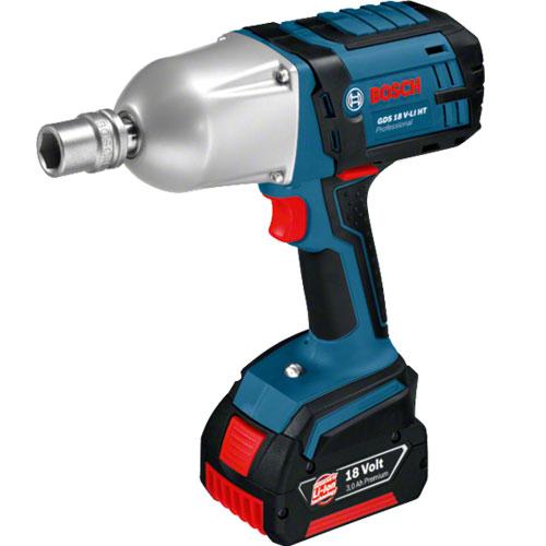 GDS 18 V-LI HT Cordless Impact Wrench