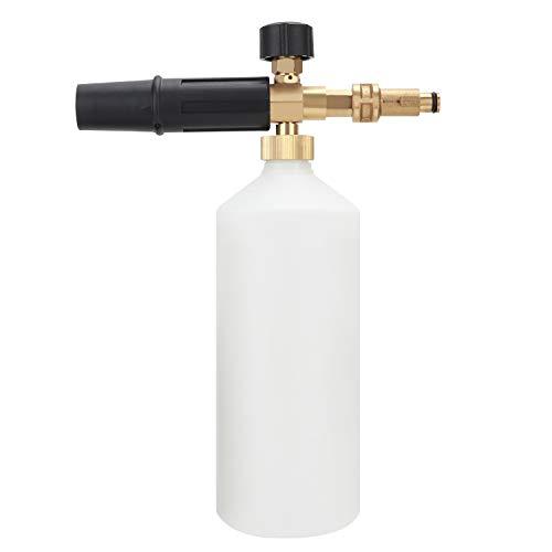 Spray nozzle with 1-litre foam bottle