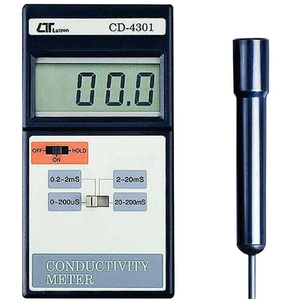 CD-4301 Electronic Conductivity Meter