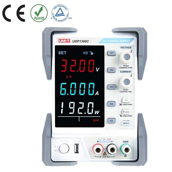 UDP1306C Industrial Linear DC Power Supply
