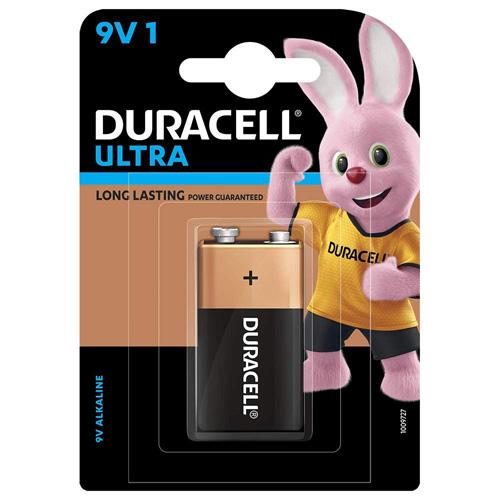 Ultra Alkaline 9V Battery