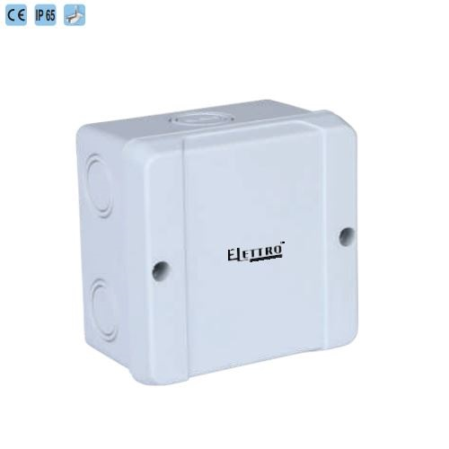 ET-9040 P.C Junction Box with Connector IP65