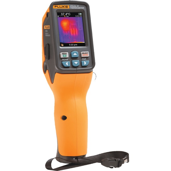 VT04A visual IR thermometer