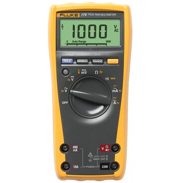 179 True-Rms Digital Multimeter