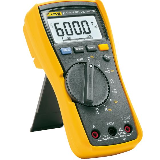 115 Field Service Technicians Multimeter