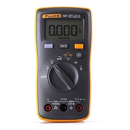 107 Palm-sized Digital Multimeter