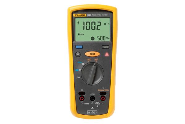 1503 Insulation Resistance Tester