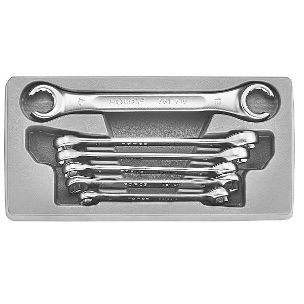6pc Flare Nut Wrench Set- 5066