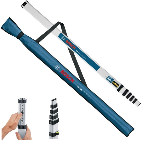 GR 500 Professional Measuring Rod