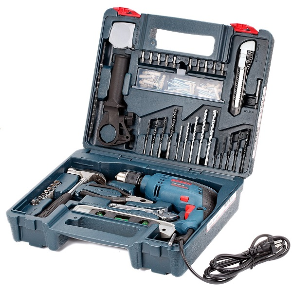 GSB 600 RE 13mm 600W Drill Kit
