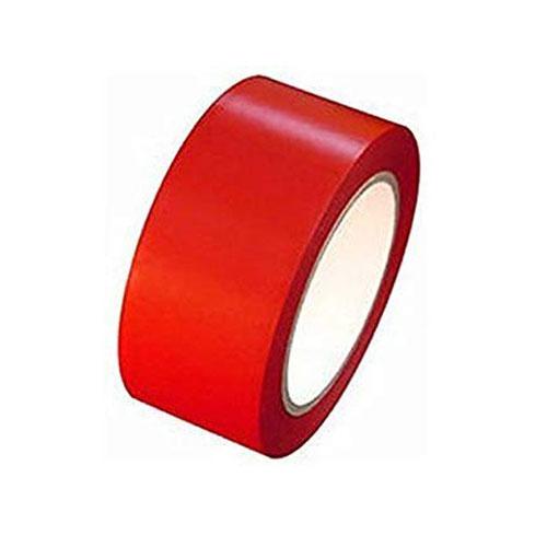 Vinyl Floor Marking Tape 3 inch/72 mmx 30metres - Red