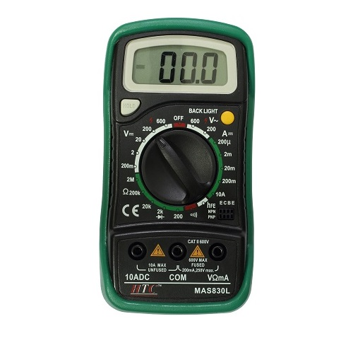 DM-830L Digital Multimeter