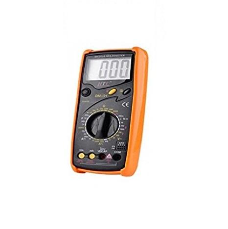 DM-91 Terminal Inter Lock Digital Multimeter