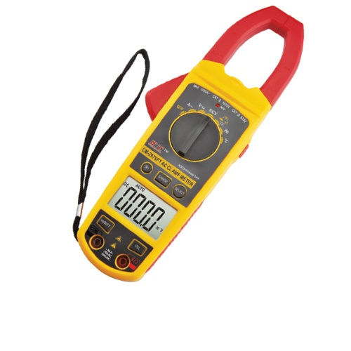 CM-2070FT 1000A AC Clamp Meter with Temp. & Frequency