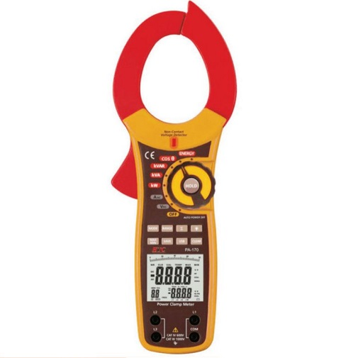 PC-170A 1000A Power Clamp Meter