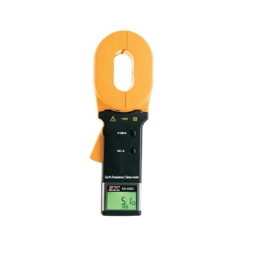 CE-8200 Clamp on Ground Resistance Tester