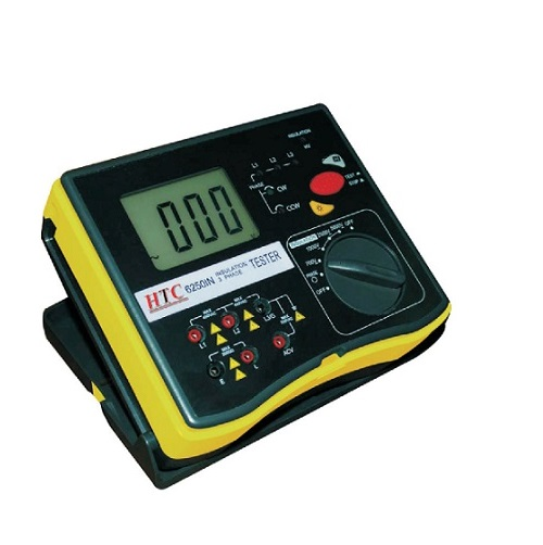 6250IN Insulation Resistance Tester