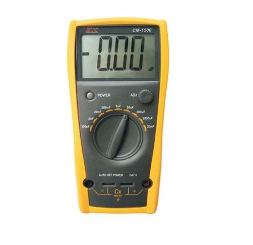 CM-1500 Capacitance Meter