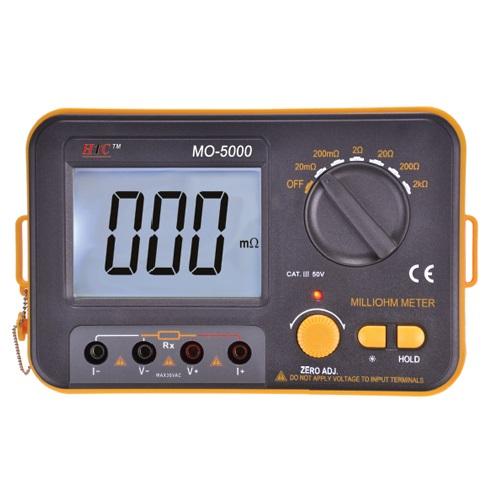 MO-5000 Digital Milliohm Meter