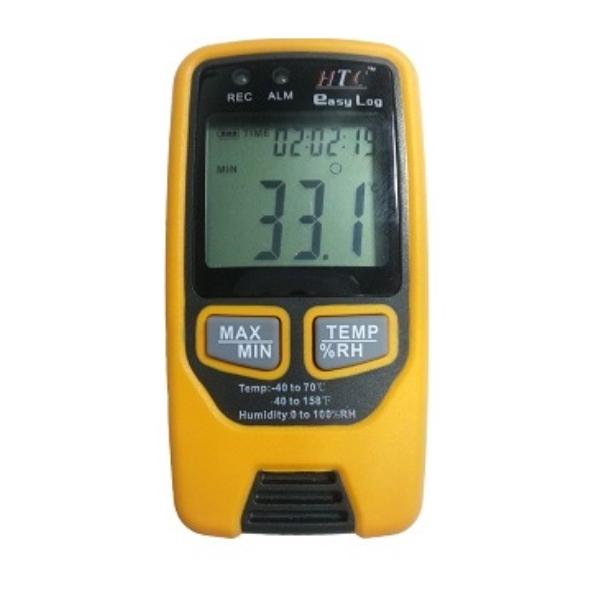 Easy Log Temperature Humidity Data Logger