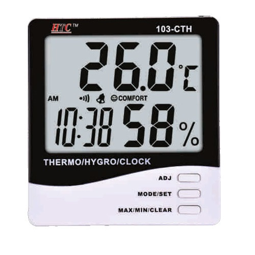 103-CTH Hygro Thermometer